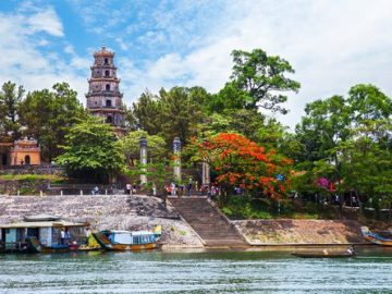 hoian to hue by car